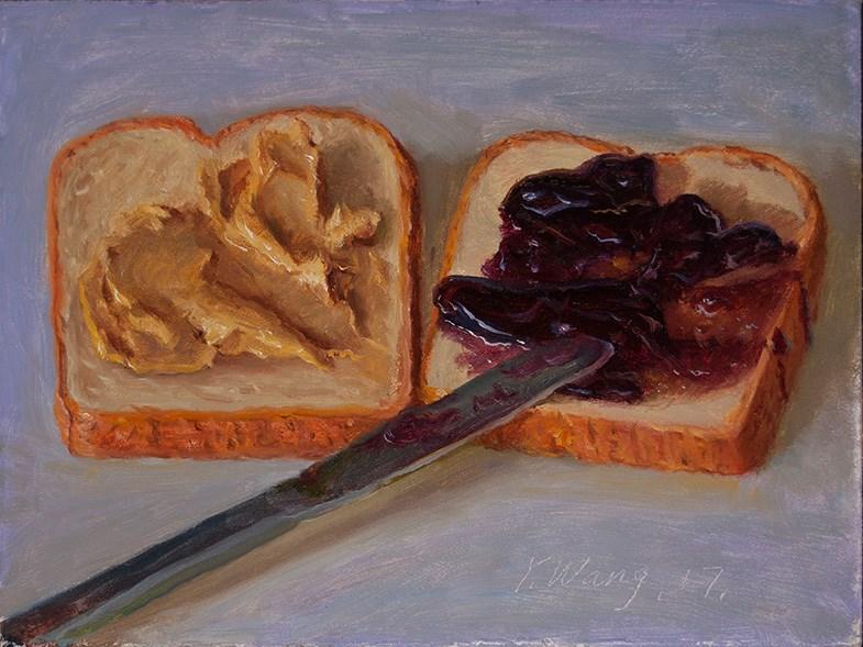 Американская  художница  Youqing (Eugene) Wang.