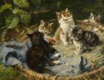 Five Kittens in a Basket.jpeg