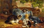 The Kittens' Supper.jpeg