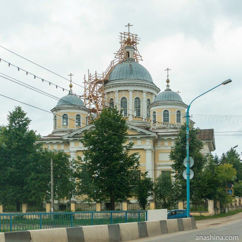 Спасо-Преображенский собор, Торжок