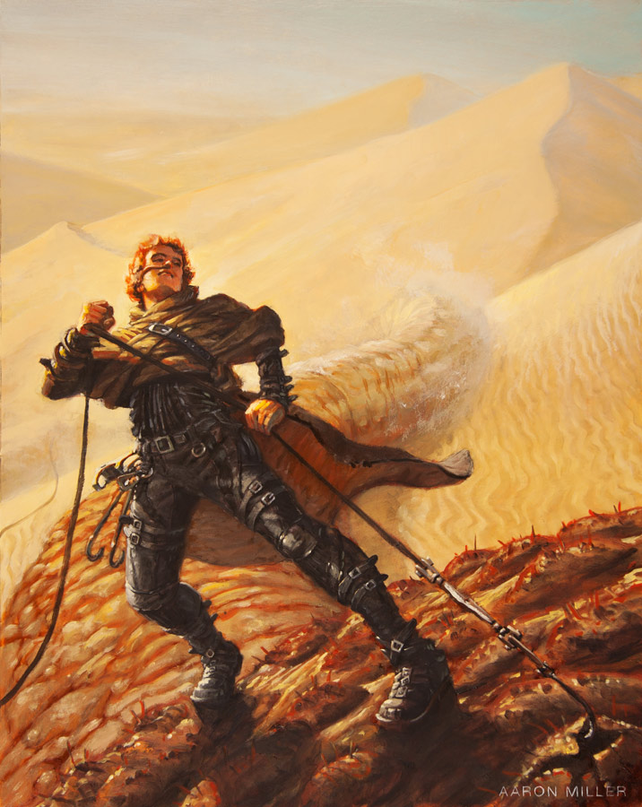 Dune Concept Art and Illustrations I