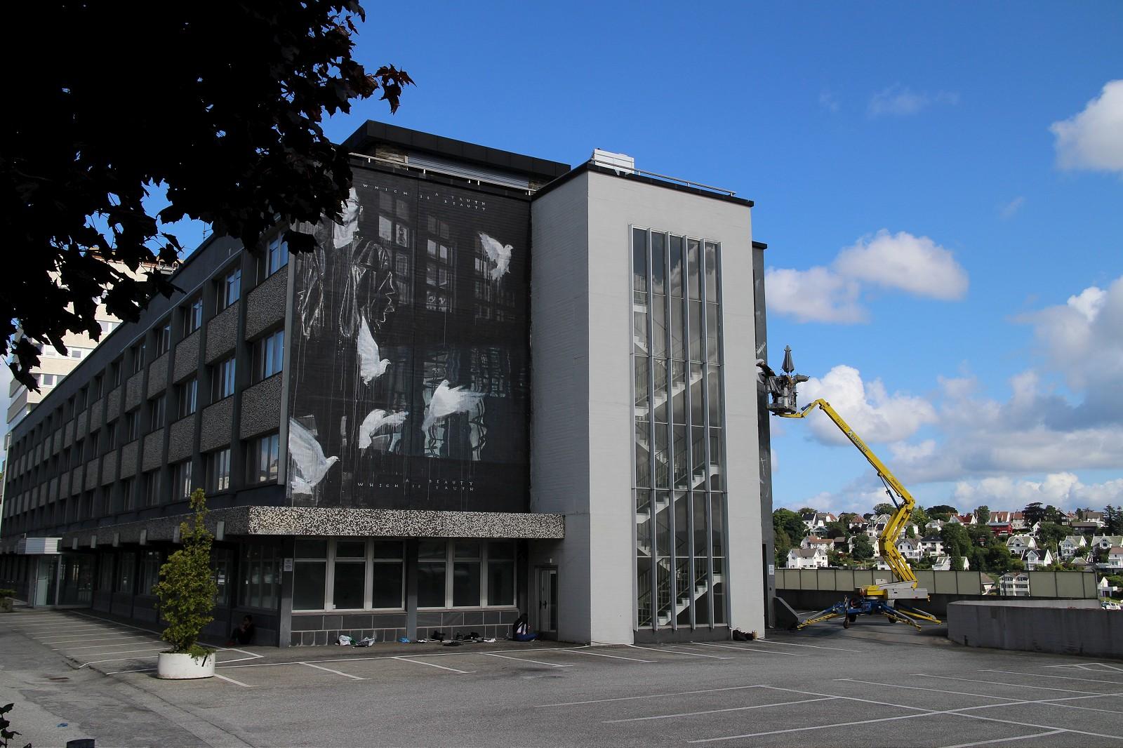 Streets: Ricky Lee Gordon, Stavanger