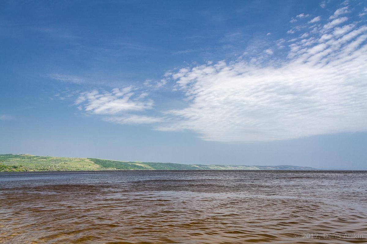 пляж Хвалынск Волга фото 4