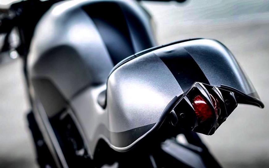 K-Speed: кастом Honda Bros 400 Future Storm