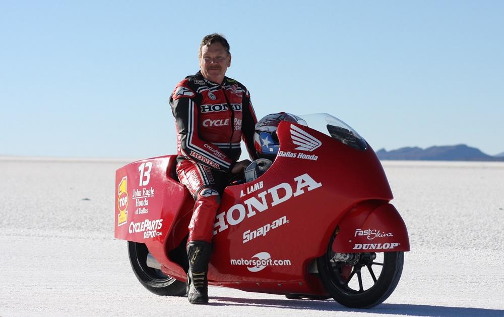 «Chasing 300» - самый быстрый мотоцикл (видео)
