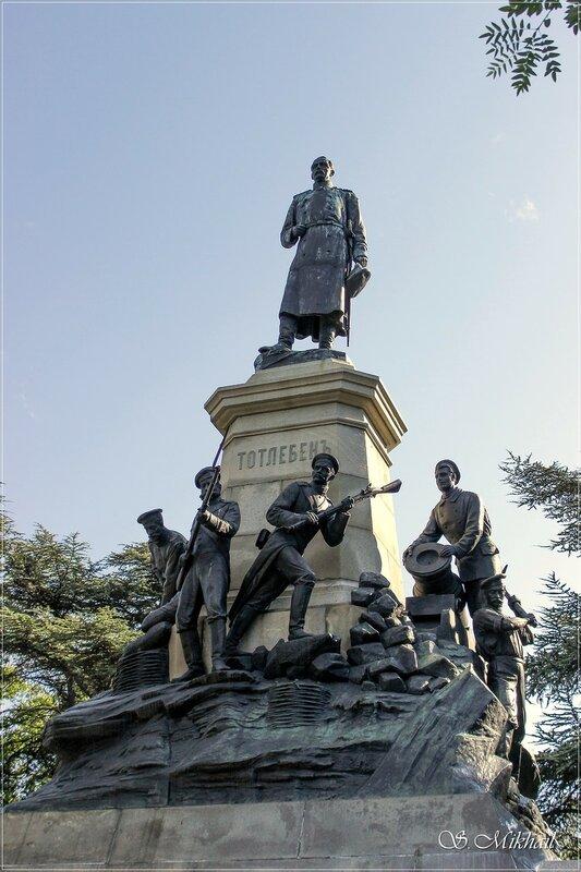Памятники севастополь фото 9 кв памятники знаменитых людей на кладбищах фото