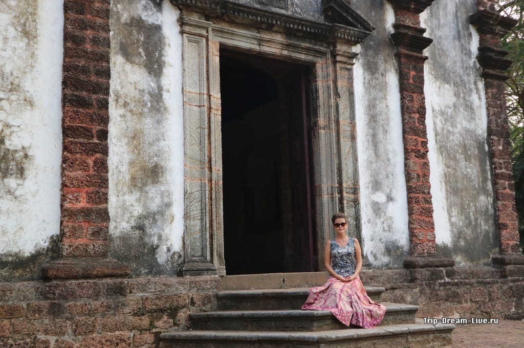 Старый Гоа (Old Goa)