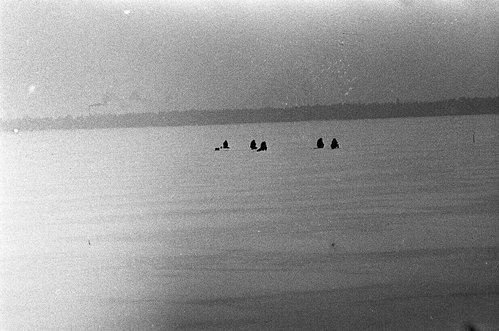 На Ладожском озере