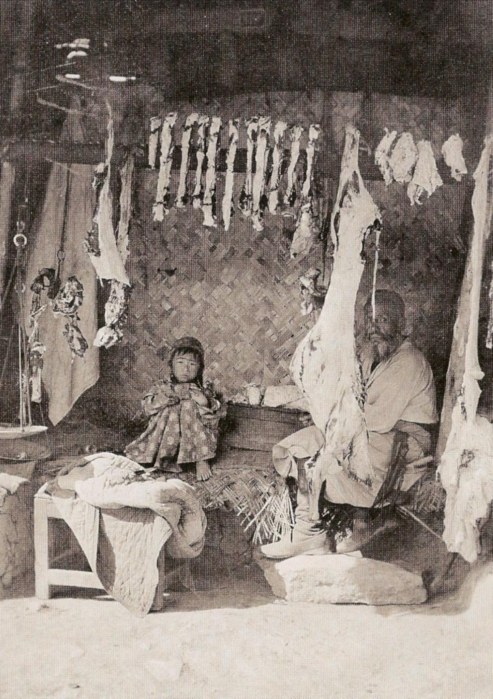 Киргизский мясник