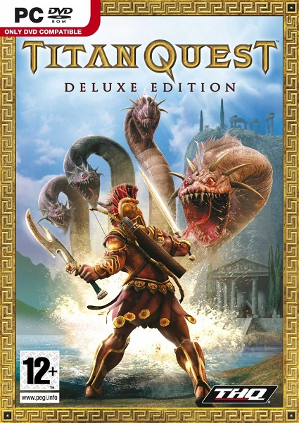Titan Quest: Anniversary Edition (2016/RUS/ENG/Repack by xatab)