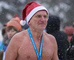 Дед Мороз финишировал