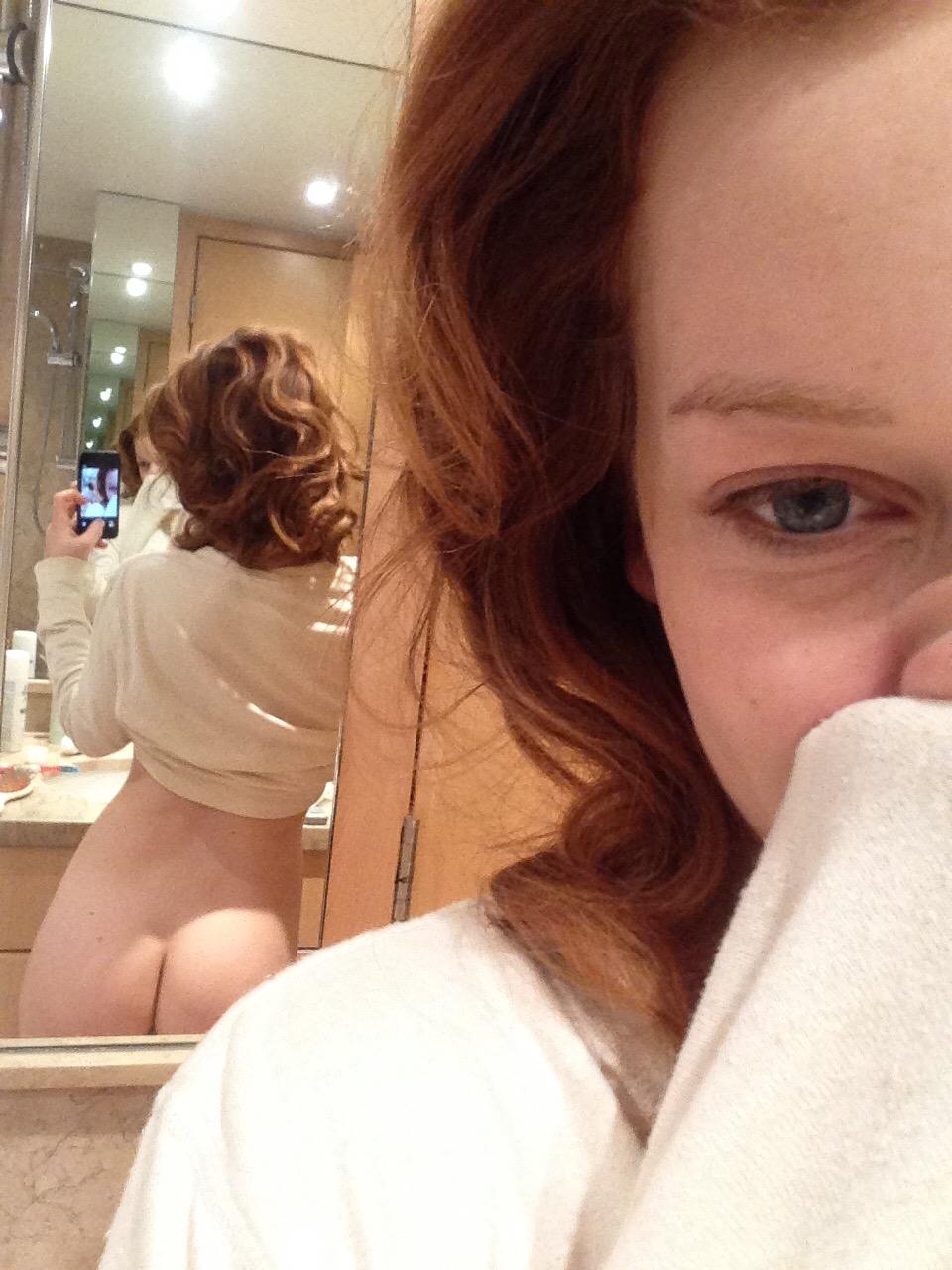 Приватные фото Джейн Леви