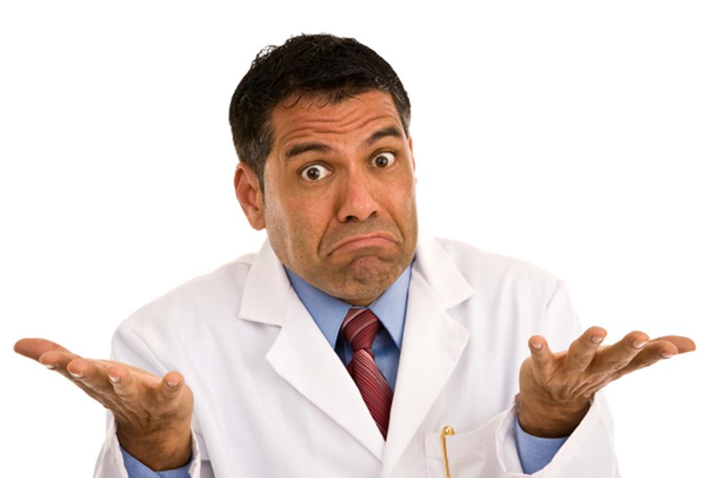 врач удивлен