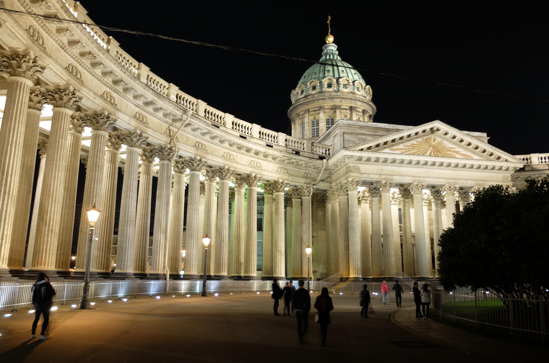 Секс казанский собор