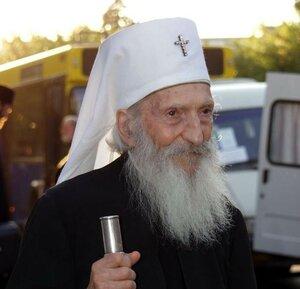 Патриарх Сербский Павел: Чем дальше, тем будет тяжелее и тяжелее. Христос знал и нас заранее предупредил