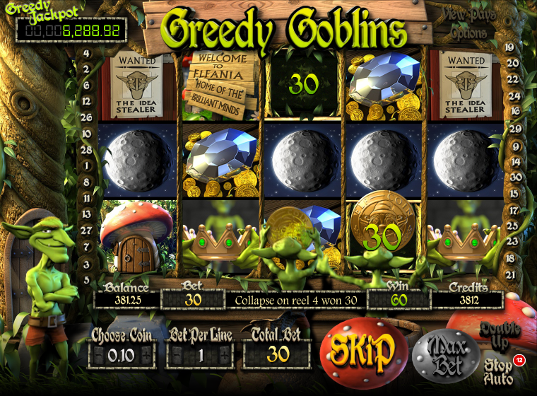 goblins coins game