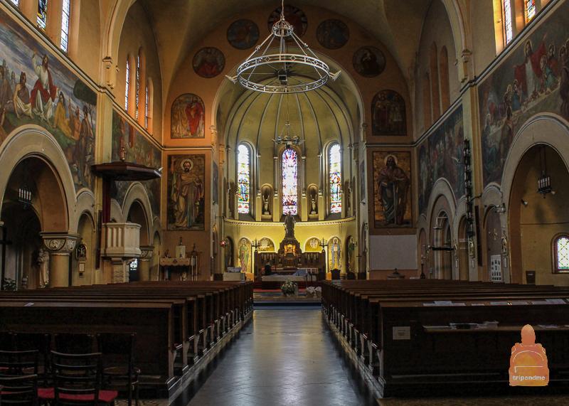 Католический храм Святого Иосифа