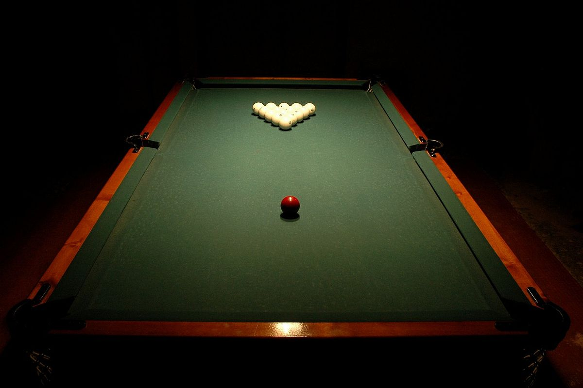 Правила игры в бильярд (1 фото)