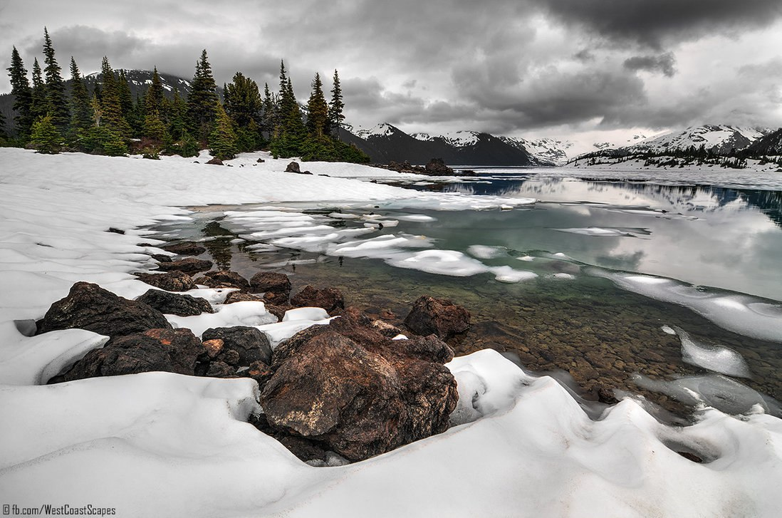 Лазурная Канада. Фотограф: Ivan Andreevich