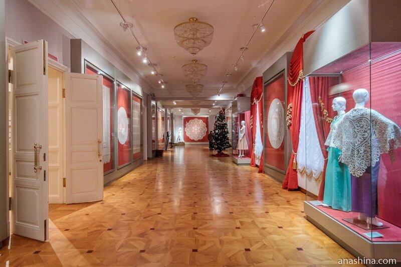 Музей кружева, вологодское кружево, Вологда
