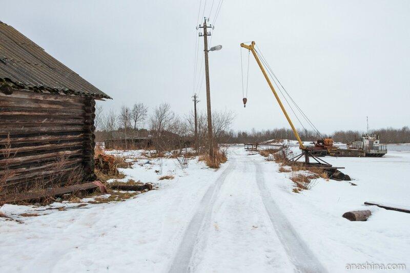 Озерное Устье, Вологодская область