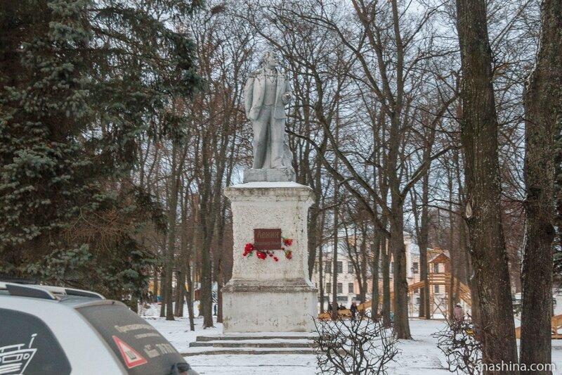 Памятник Ленину, Углич