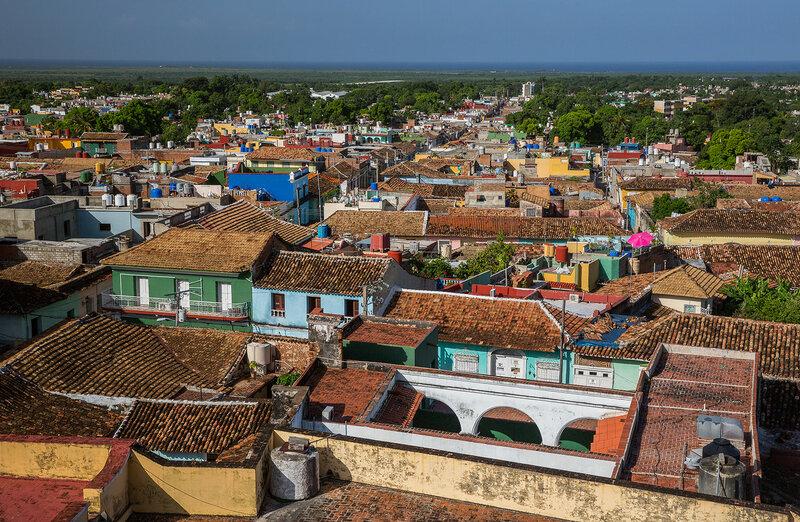 Неделя на Кубе в августе