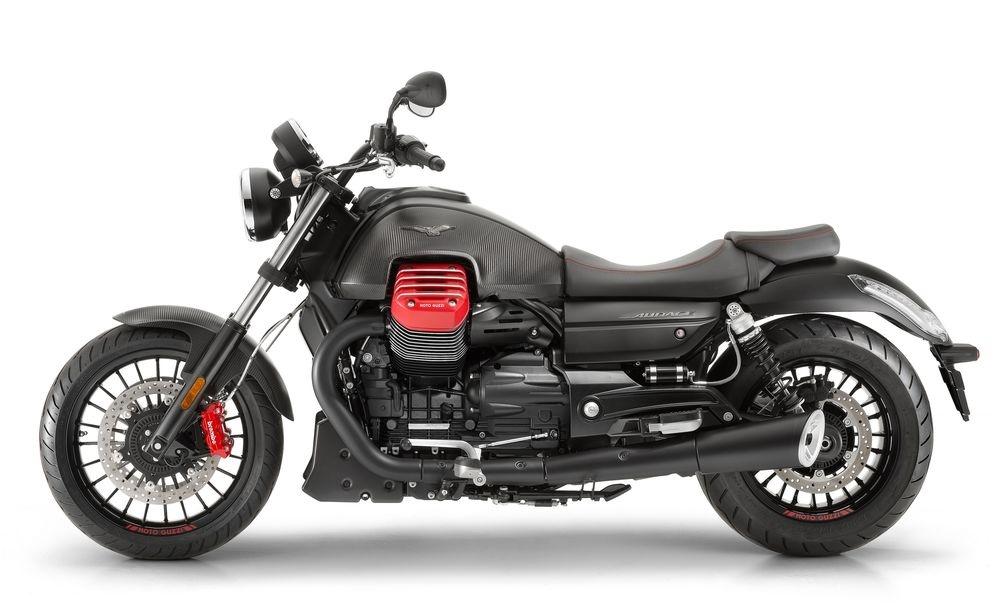 Компания Moto Guzzi готовится к премьере нового мотора