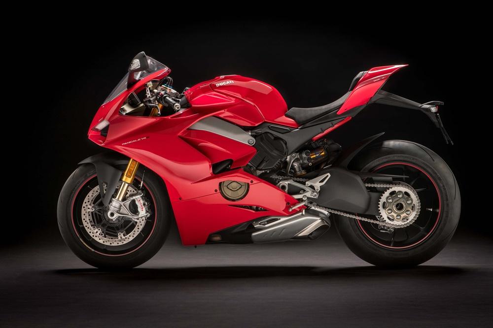 EICMA 2017: Новый спортбайк Ducati Panigale V4 2018