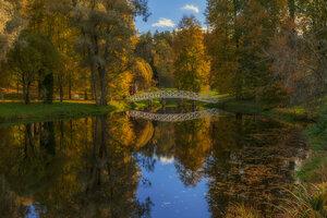 Осень в заповеднике...
