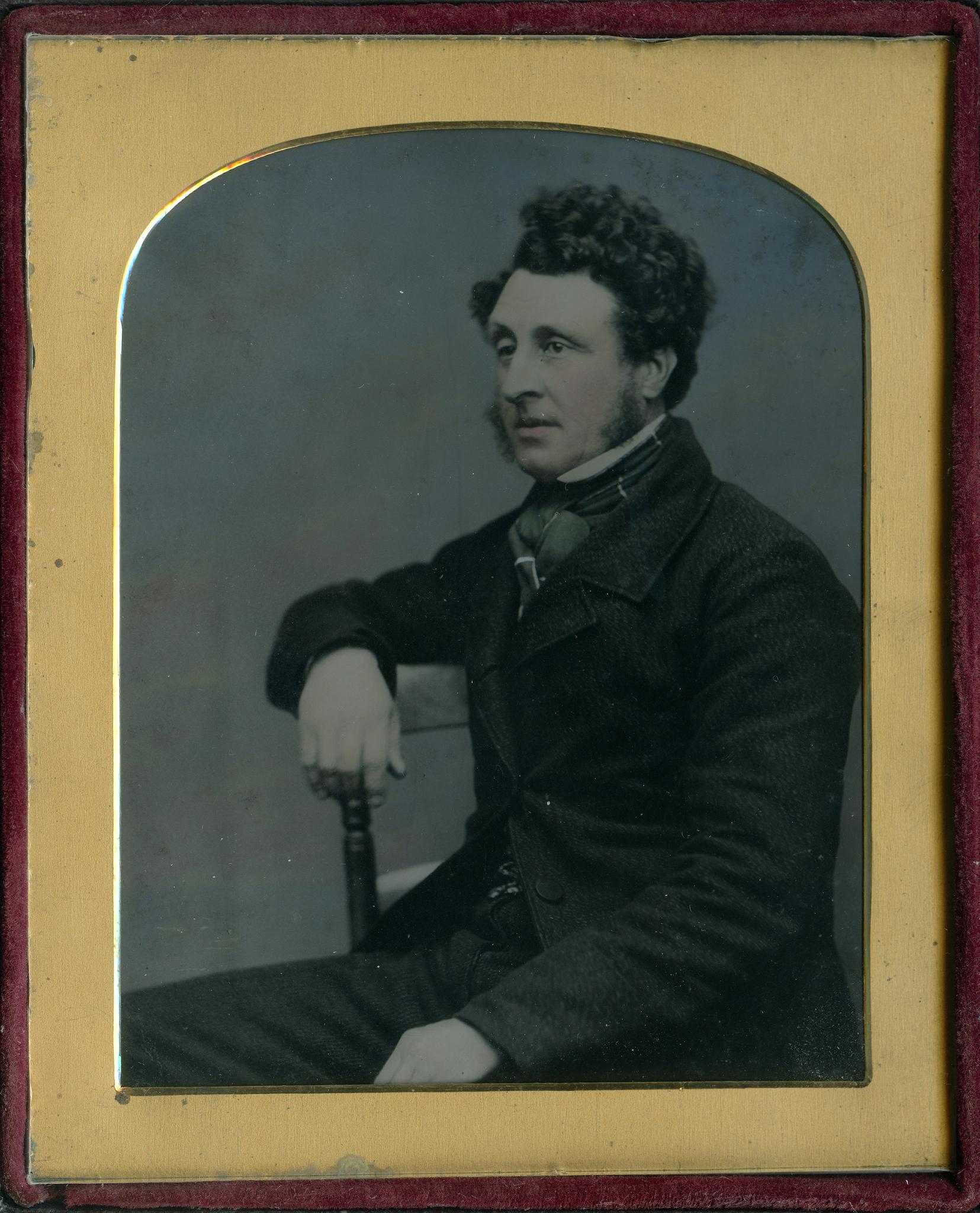 1850. Неизвестный