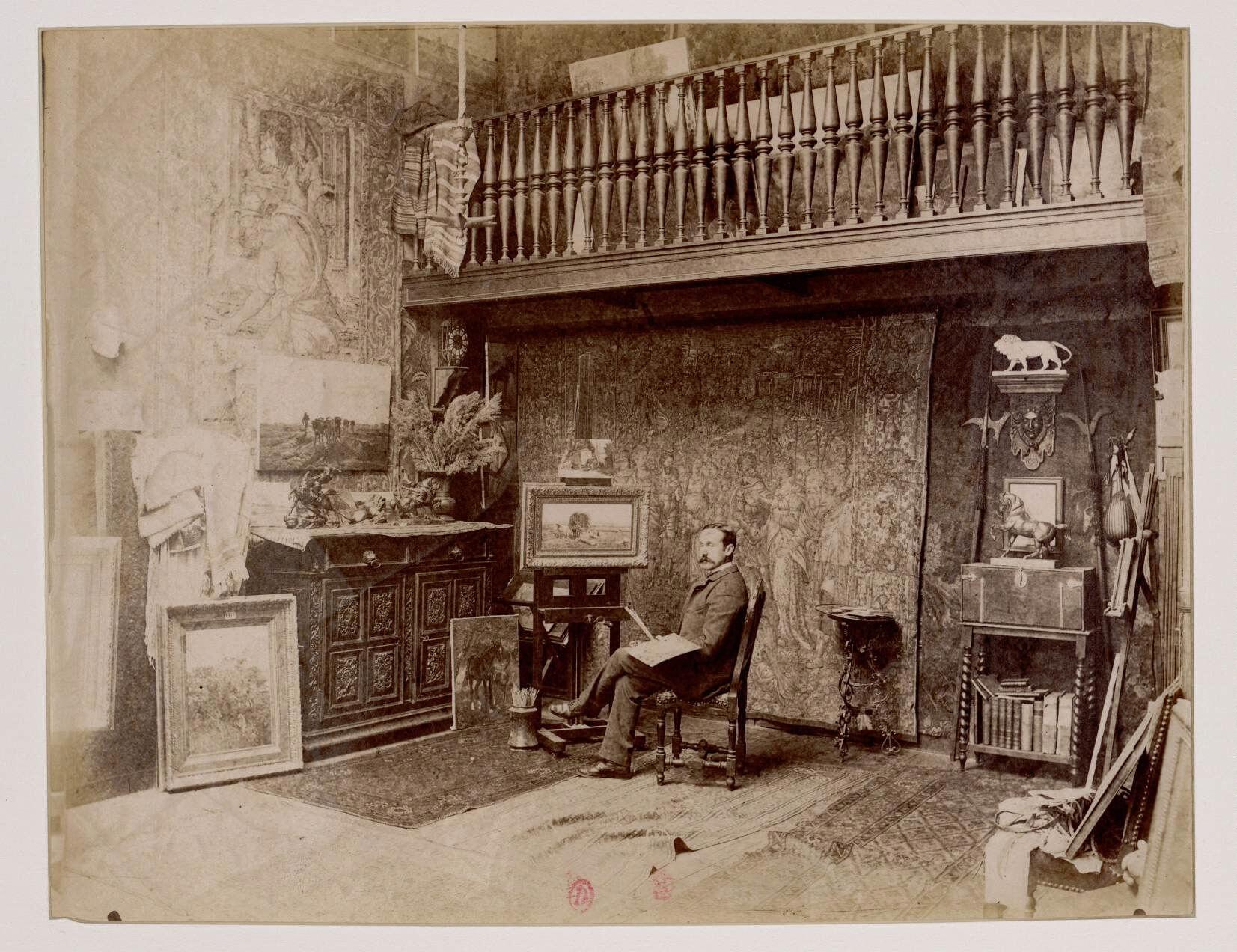 Альфред Элиас (работал в 1881-1911) (живописец)