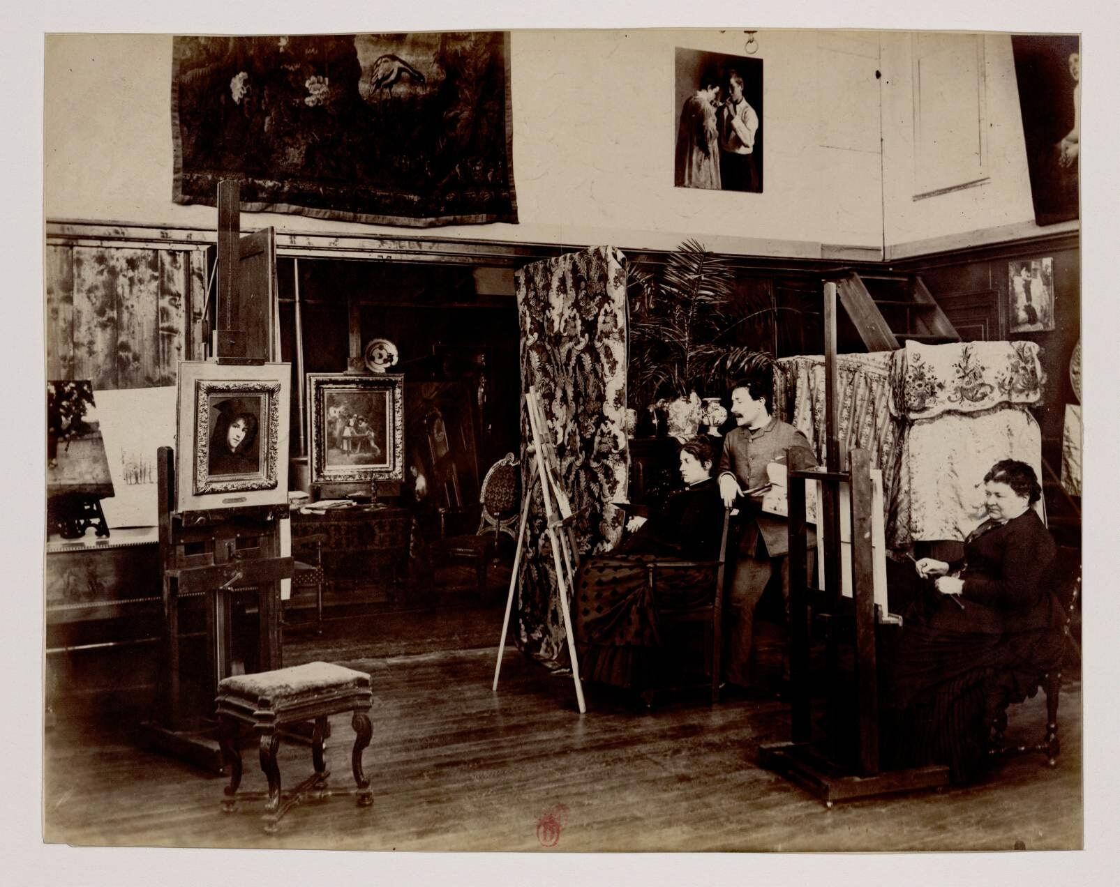 Хосе Фраппа (1854-1904 )— французский художник