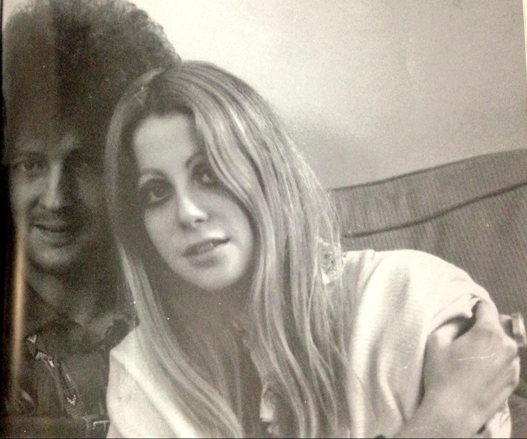 1967. Эрик Клэптон и Шарлотта Мартин