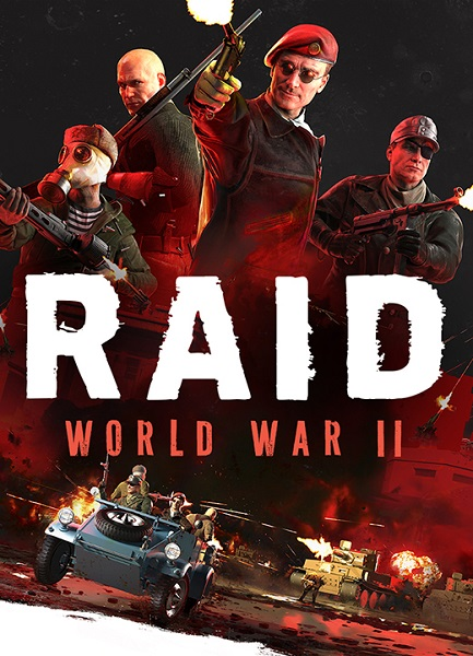 RAID: World War II (2017/RUS/ENG/MULTI6/RePack by VickNet)