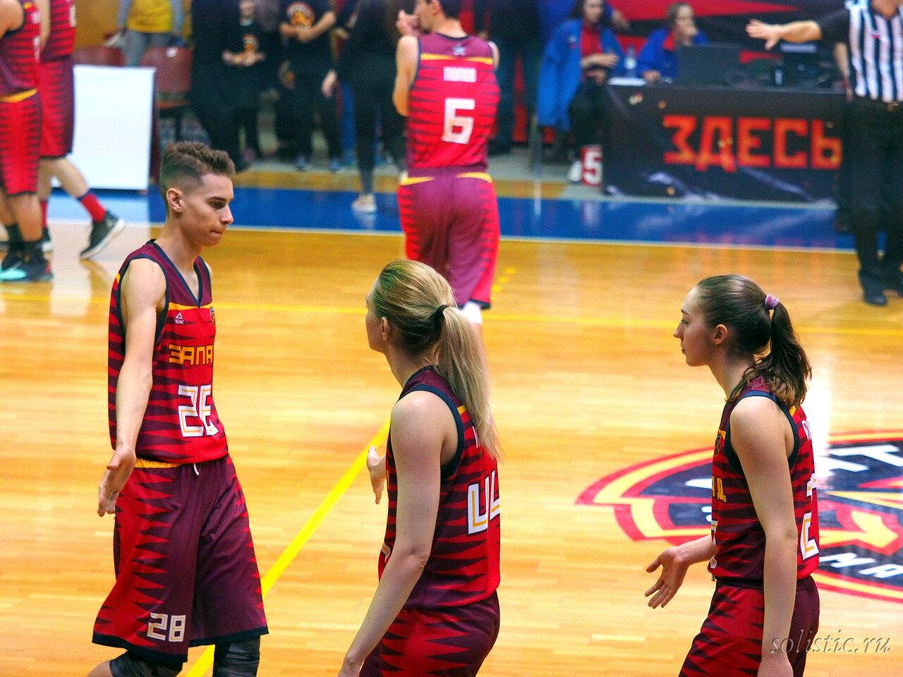 42 Матч звезд АСБ 2018 (ассоциации студенческого баскетбола)