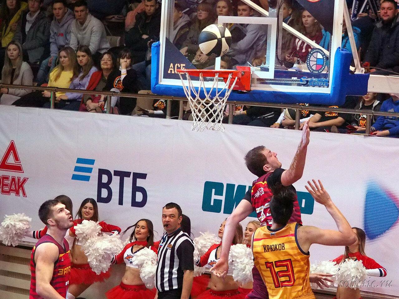 78 Матч звезд АСБ 2018 (ассоциации студенческого баскетбола)