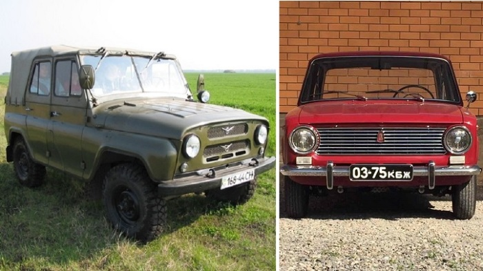 От «Козла» до «Копейки»: советские машины с забавными народными прозвищами