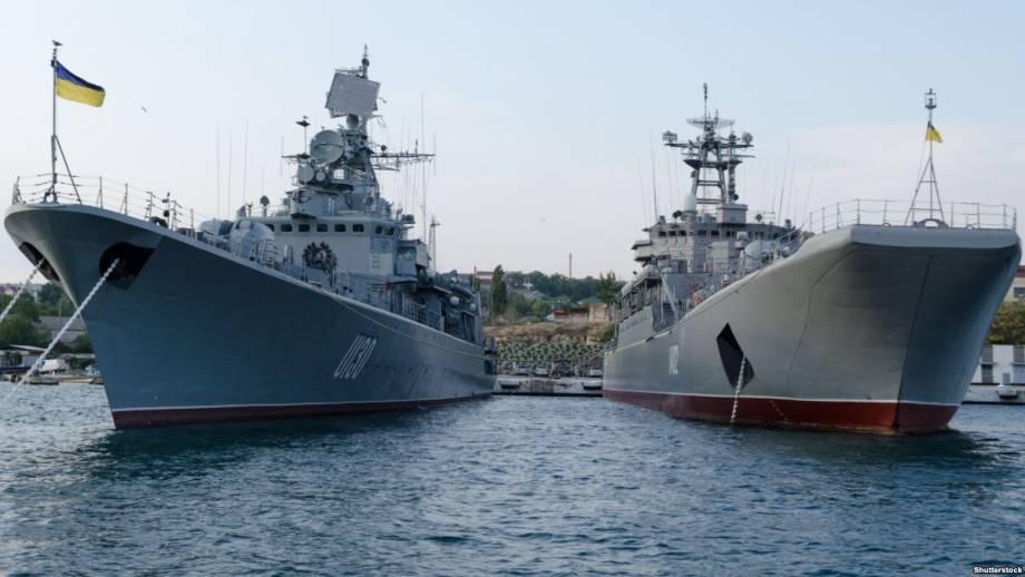 Украинские корабли в Крыму забрать, забыть, или «возвращаться вместе с Крымом»?