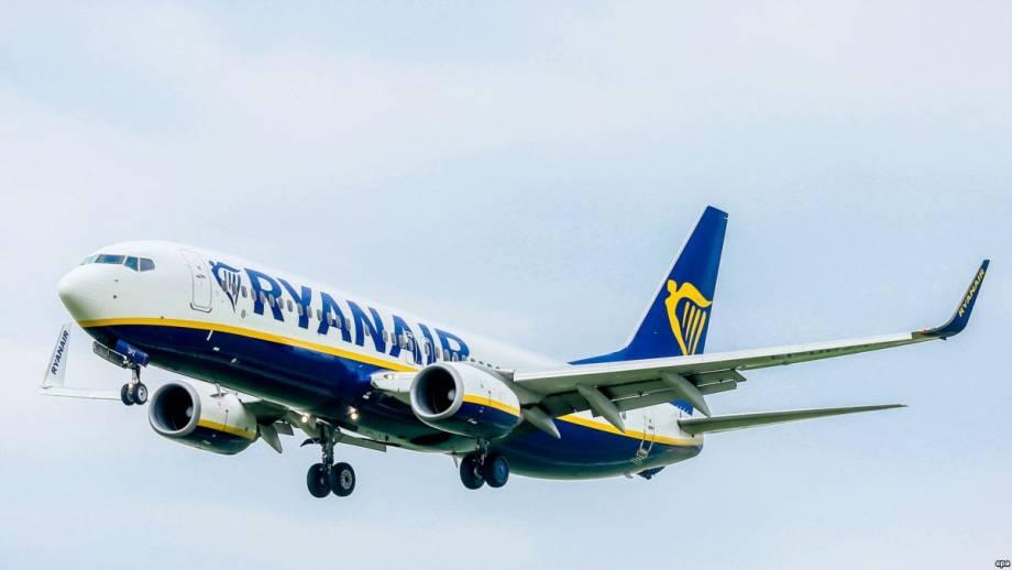 «Ryanair Уже пришел, а весна – нет»: самый ожидаемый лоукостер наконец официально в Украине