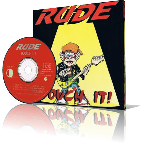 (Melodic Hard Rock) Rude - Touch It! - 1992, MP3, 320 kbps