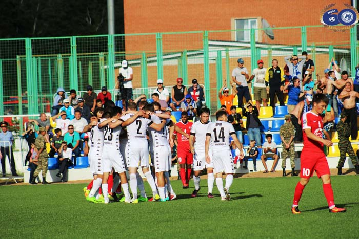 футбольный клуб Окжетпес