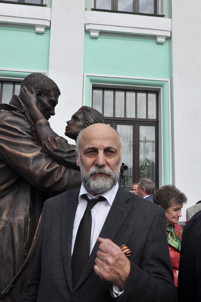 Славянка прощается на Белорусском вокзале