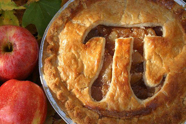 Открытки Международный день числа «Пи». Вкусно!