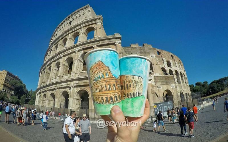 Колизей, Рим.