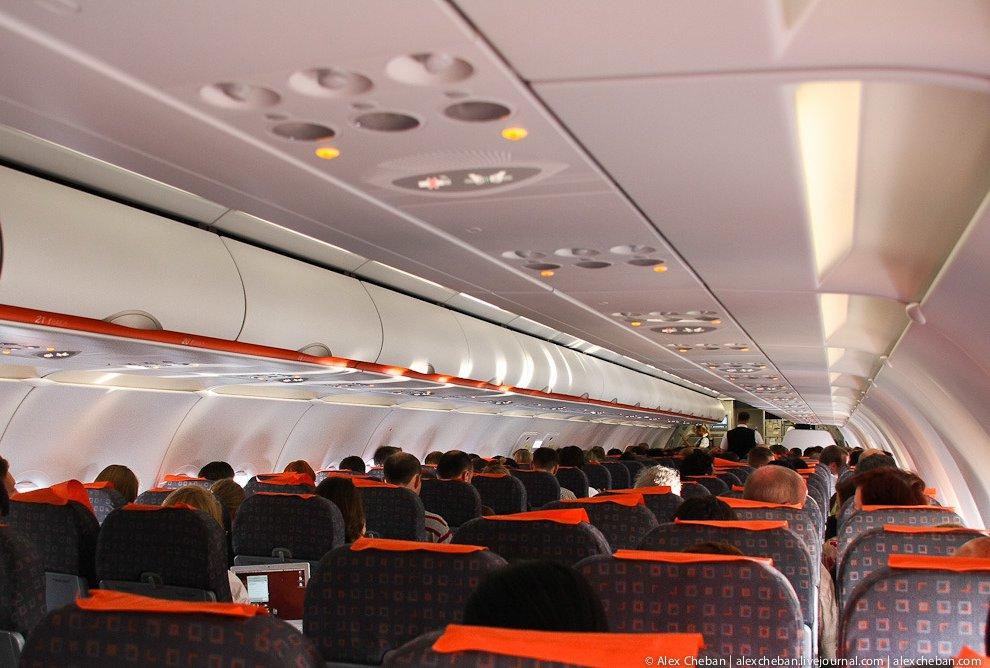 У AirAsia все прекрасно, от салона до стюардесс
