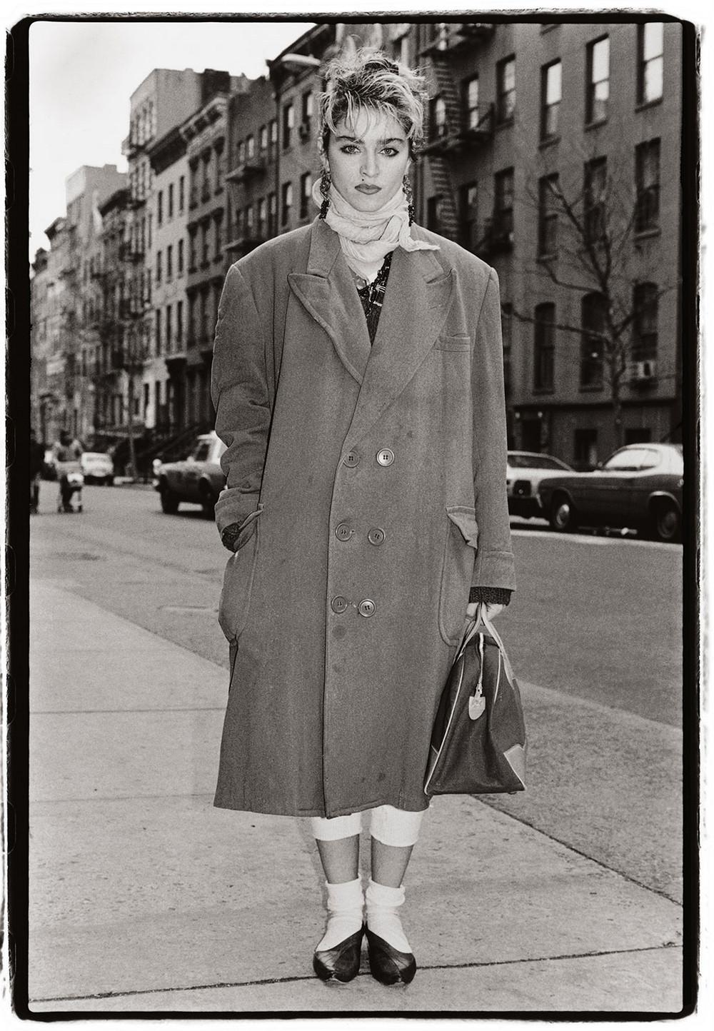 «На улице 1980-1990»: субкультурные архетипы в фотографиях Эми Арбус (22 фото)