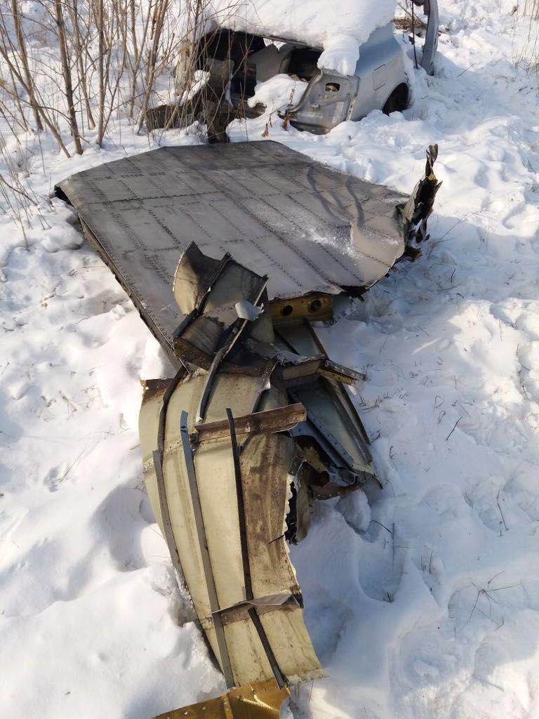 В Якутии из самолета вывалилось 9 тонн золота