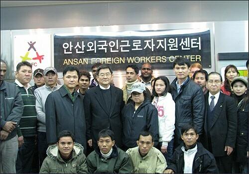 Еще работать в Корее