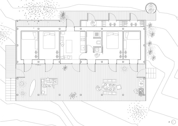 Casa Tuman by Studio Selva
